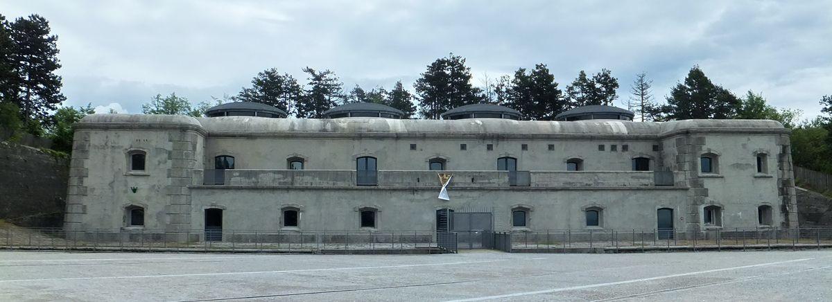 Forte Monte Bernadia