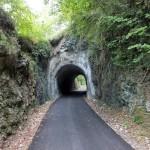 La ciclabile sull'ex ferrovia per Ovaro